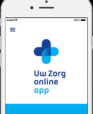Uw Zorg online App Pharmeon