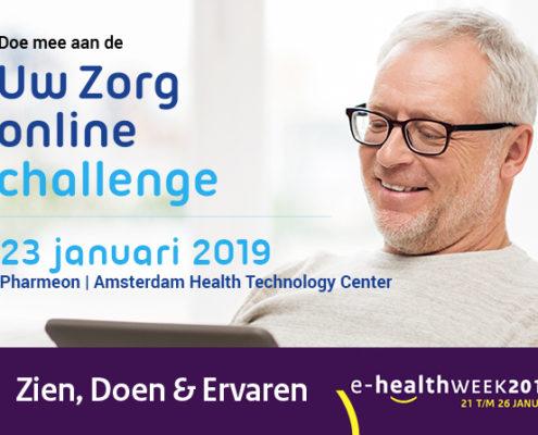 Uw Zorg online_challenge ehealthweek 2019
